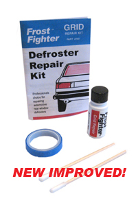 2100 Grid Repair Kit fixes rear window defrosters