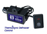 ThermaSync defroster controls 12 and 24 volt
