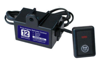 Thermasync defroster controls 12 and 24 volt for 12v window defroster