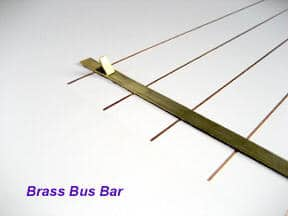 Clear View Defrosters Use Side Buss Bars