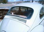 VW Beetle defrosters