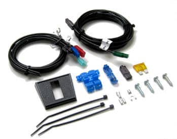 Defroster Wire Harness and Installation