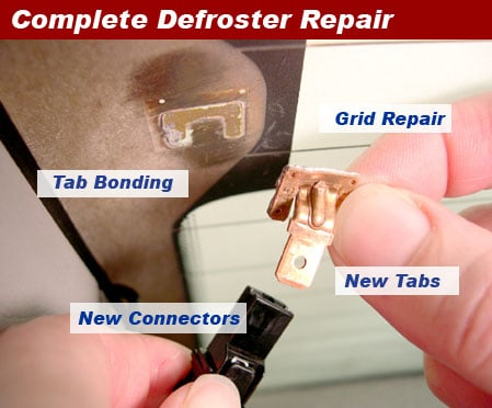 Defroster Repair And Troubleshooting Guide Frost Fighter