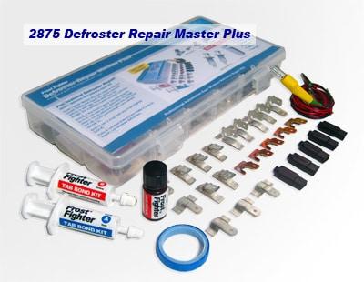 Defroster Repair Master Plus on Rear Defroster Tab Repair Kit