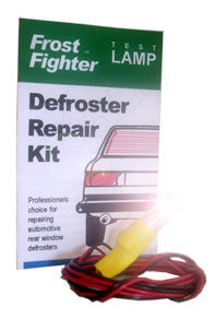 Frost Fighter Defroster Repair Test Lamp