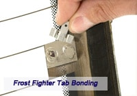 Defroster repair bonding kit - frost fighter