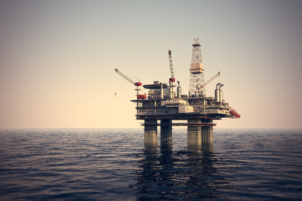 Defogging Oil Rig Control Towers