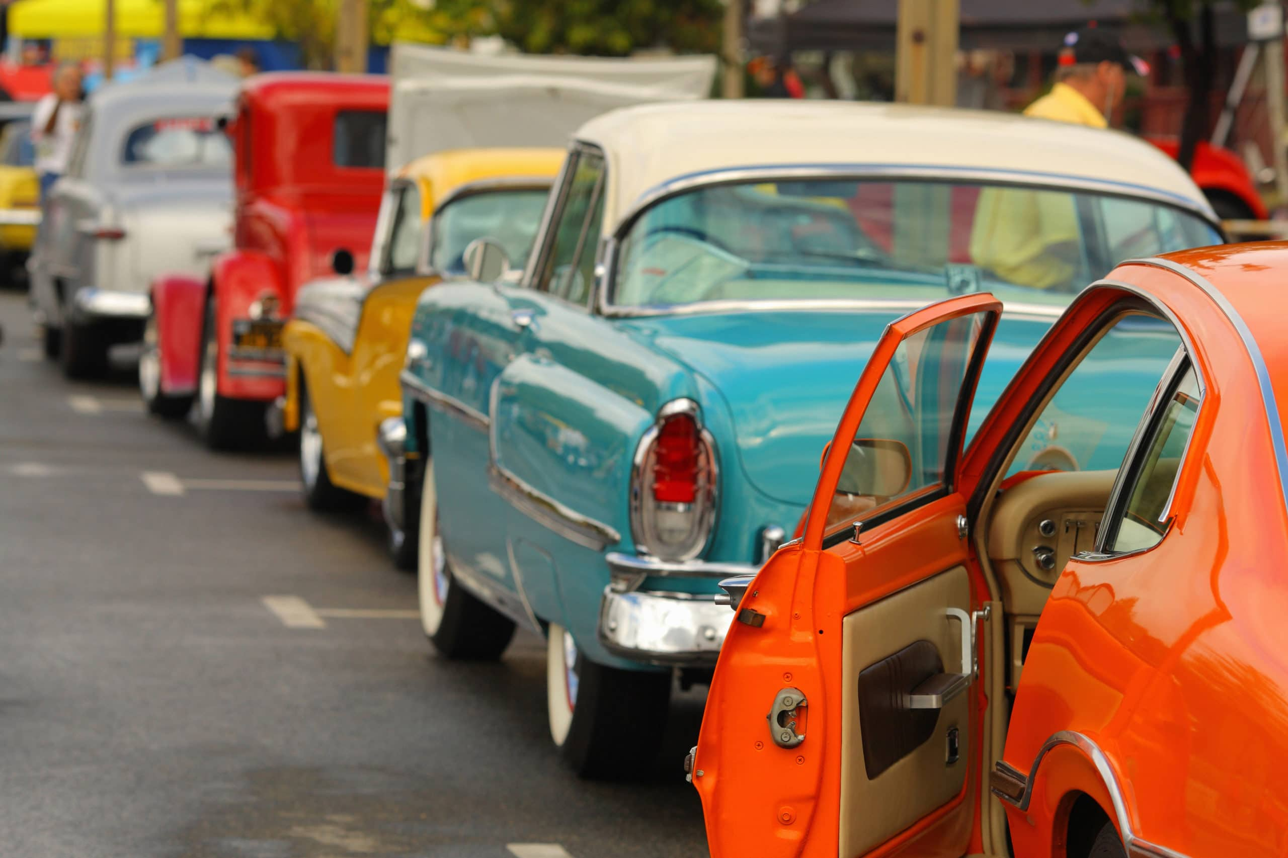 Defrosters for Vintage Cars