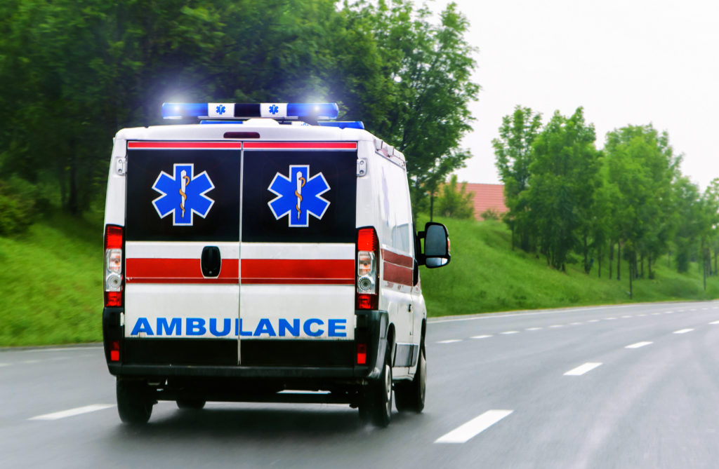 defrosting windows in emergency vehicles